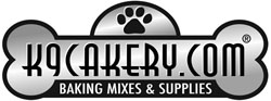 Dog treat business labels