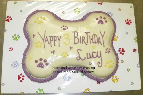 Bake A Dog Cake Ten Simple Tips
