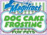 dog cake frosting